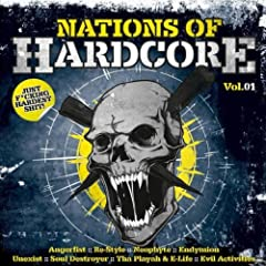 Nations of Hardcore, Vol. 1