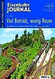 Viel Betrieb, wenig Raum - Der Aufbau einer kompakten Modellbahn-Anlage von A-Z - Eisenbahn Journal Anlagenbau & Planung 4-2008 title=