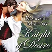 Knight of Desire: All The King's Men Series, Book 1 | Margaret Mallory