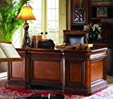 Vineyard Italian Style Executive Desk Home Office Computer Furniture