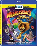 Madagascar 3 - Europe