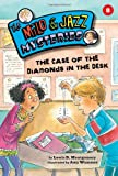 img - for The Case of the Diamonds in the Desk (Milo and Jazz Mysteries) book / textbook / text book