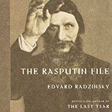 The Rasputin File Audiobook by Edvard Radzinsky, Judson Rosengrant - translator Narrated by Edoardo Ballerini