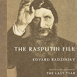 The Rasputin File Audiobook