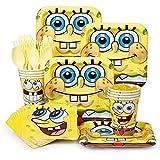 Spongebob Party Pack for 8