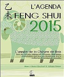 Agenda Feng Shui 2015