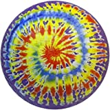"Baden 8.5"" Rubber Playground Ball, Tie Dye"