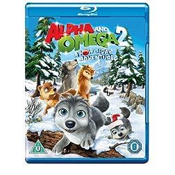 Alpha & Omega 2: A Howl-Iday Adventure [Blu-ray]