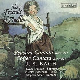 Bach: Peasant Cantata & Coffee Cantata