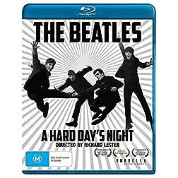 Hard Day's Night [Blu-ray]