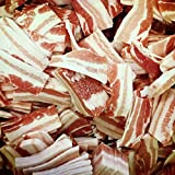【訳あり】 輸入豚バラスライス(3ミリ) 業務用 5Kg入り 冷凍
