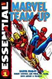 Essential Marvel Team-Up, Vol. 1 (Marvel Essentials) (v. 1) (0785123733) by Thomas, Roy