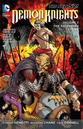 Demon Knights, Volume 3: The Gathering Storm