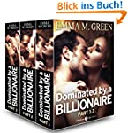 Boxed Set: Dominated by a Billionaire...