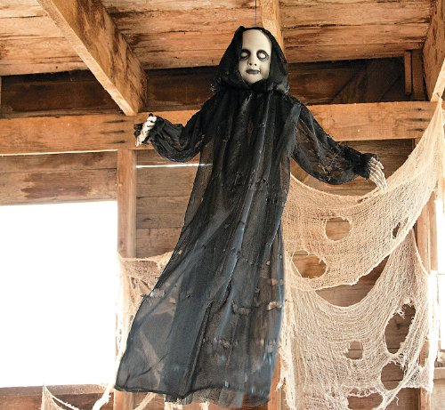 Baby Face Reaper - Halloween Decor front-960787