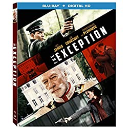 The Exception [Blu-ray]