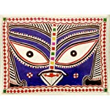 India Art Madhubani Paintings Wall Organic Decor