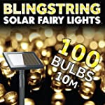 Blingstring Outdoor Solar Fairy Light...