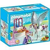 Playmobil 5144 - Princesa Pegaso Princesa+Tocad