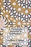 J. Habakuk Jephson's Statement