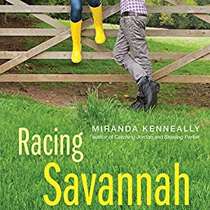 Racing Savannah Audiobook