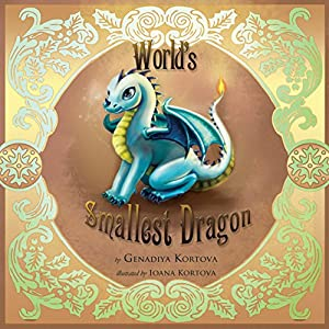World's Smallest Dragon Audiobook