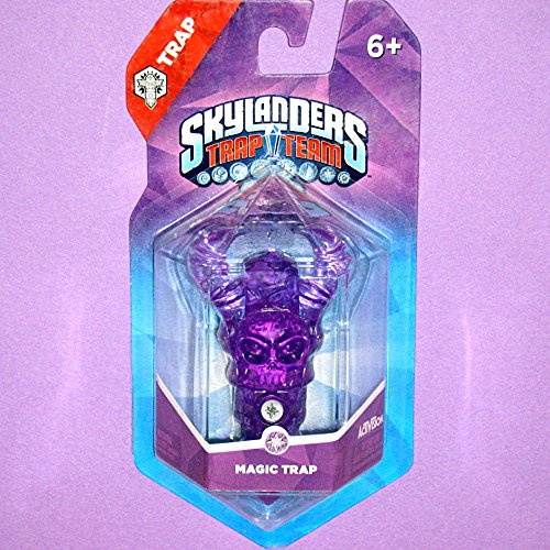 Skylanders Trap Team Trap Magic Skull [Sorcerous Skull]