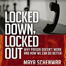 Locked Down, Locked Out: Why Prison Doesn't Work and How We Can Do Better (       UNABRIDGED) by Maya Schenwar Narrated by Kristin Kalbli