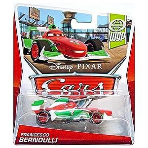 Amazon.com: Disney Pixar Cars 2 - Francesco Bernoulli by Mattel: Toys