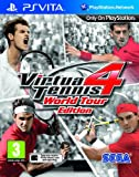 Virtua Tennis 4 - World Tour Edition (PlayStation Vita) [Importaci�n inglesa]