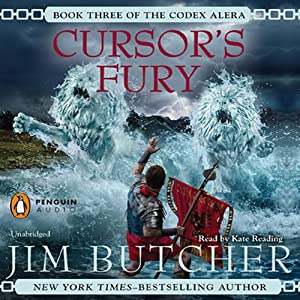 Cursor's Fury: Codex Alera, Book 3 | [Jim Butcher]
