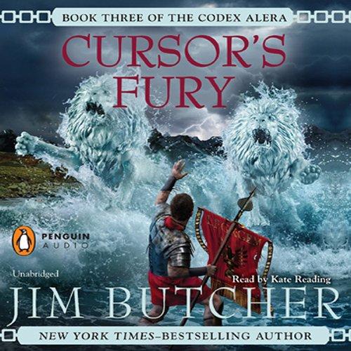 Codex Alera 3 Cursor's Fury