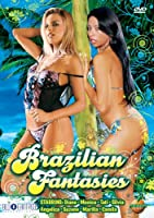 Brazilian Fantasies from Peach DVD