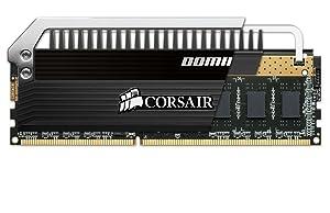 Corsair Dominator Platinum 16GB (2x8GB) DDR4 3466MHz C16 Desktop Memory (Color: Standard, Tamaño: 16GB (2x8GB))