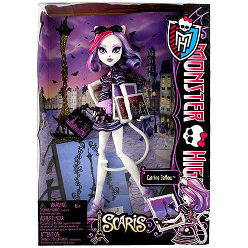 Monster High Catrine Frights Exclusive