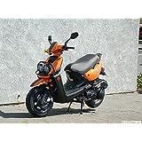 TaoTao BWS 150cc Sporty Scooter Big Rugged Wheels