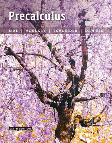 Precalculus (6th Edition) Chapter 3 - Polynomial and