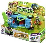 Turtles - Figura articulada Tortugas Ninja Héroes (96703)