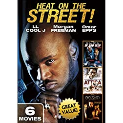 6-Movie Heat on the Street V.2