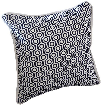 Caden Lane Square Pillow, Golden Boy