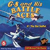 G-8 and His Battle Aces #1, October 1933 | Robert J. Hogan
