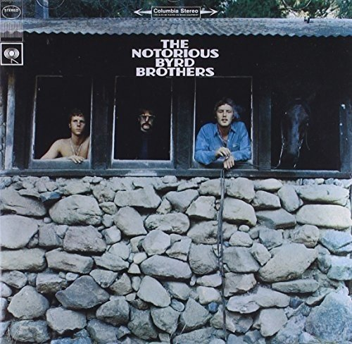 CD : The Byrds - Notorious Byrd Brothers (Holland - Import)