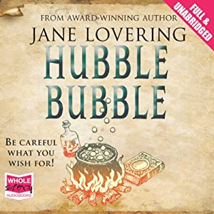Hubble Bubble Audiobook