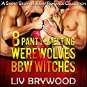 8 Panty-Melting Werewolves and BBW Witches: A Short Story Holiday Paranormal Romance Collection Audiobook by Liv Brywood Narrated by Beth Roeg