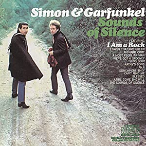 "Cover of ""Sounds of Silence (Exp)"""