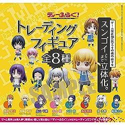 「ディーふらぐ!」トレーディングフィギュアBOX(Amazon.co.jp版)ドッグタグ「船堀さん」付
