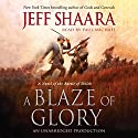 A Blaze of Glory: A Novel of the Battle of Shiloh (       UNABRIDGED) by Jeff Shaara Narrated by Paul Michael