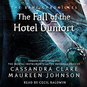 Fall of the Hotel Dumort Hörbuch