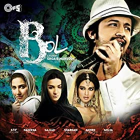 Amazon.com: Kaho ( Aaj Bol Do): Atif Aslam & Hadiqa Kian: MP3 ...