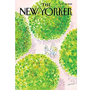 The New Yorker, July 20th 2015 (Dexter Filkins, Kathryn Schulz, Lawrence Wright) Periodical